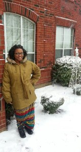 White Christmas in Dallas!