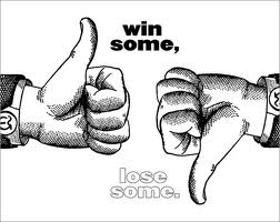 Win-some-lose-some