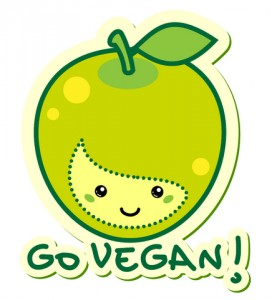Go Vegan for a challenge