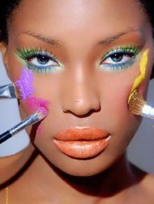 makeup for black women, makeup, black women